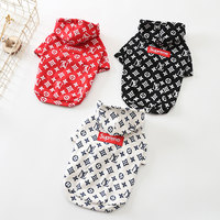 Pet Dog Chihuahua Clothes Kawaii Jackets Spring Autumn Ctue Puppy For Dog Coats Small Large Dogs