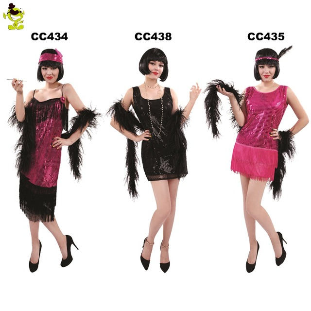 2018 Adults Women Halloween Costume Sexy Female Fashion Flapper Dress Club Dance Girl Dress For Party  sc 1 st  AliExpress.com & 2018 Adults Women Halloween Costume Sexy Female Fashion Flapper ...
