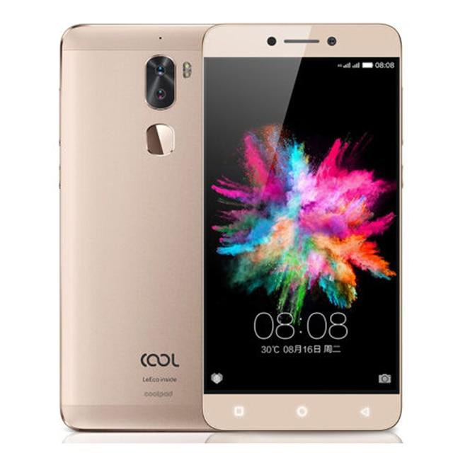 Оригинальный LeEco Прохладный 1 двойной 5.5 ''смартфон 3 ГБ Оперативная память 32 ГБ Встроенная память Snapdragon 652 Octa Core Dual 13.0 МП Камера Android 4060 мАч