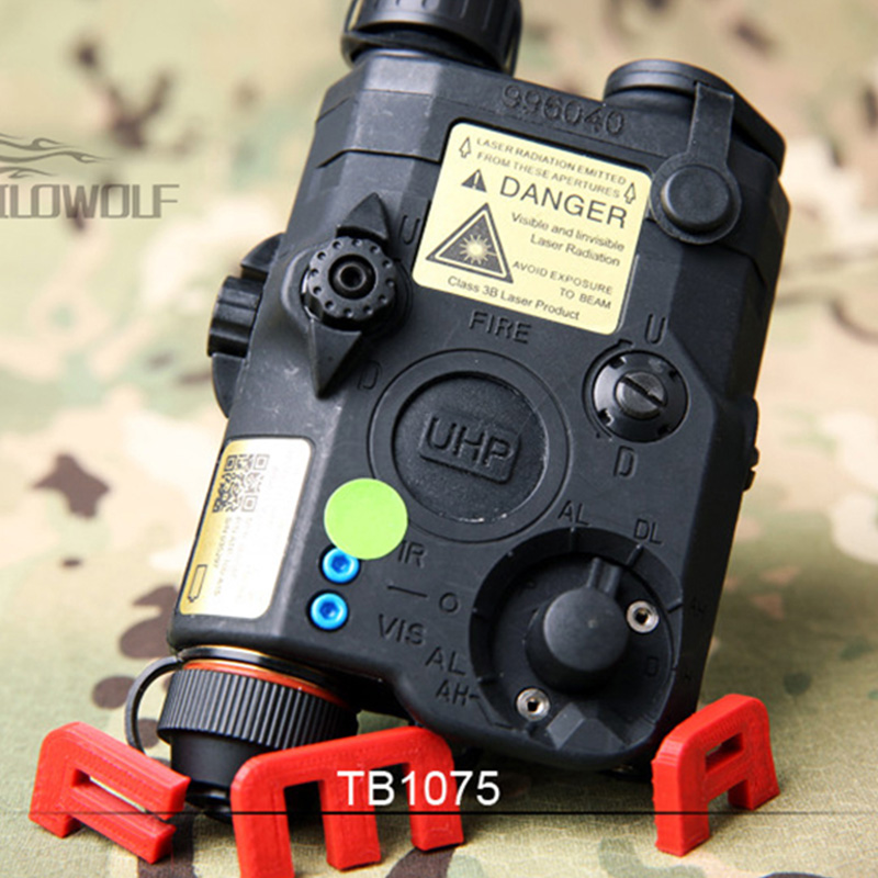 Red Laser With Ir Lenses Tricolor Bk De Tactical Peq La5-c Upgrade Version Led White Light Fg Tb1074