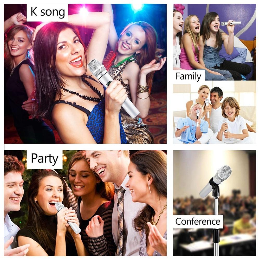 XINGMA PC-K6 Ασύρματο μικρόφωνο Karaoke - Φορητό ήχο και βίντεο - Φωτογραφία 6