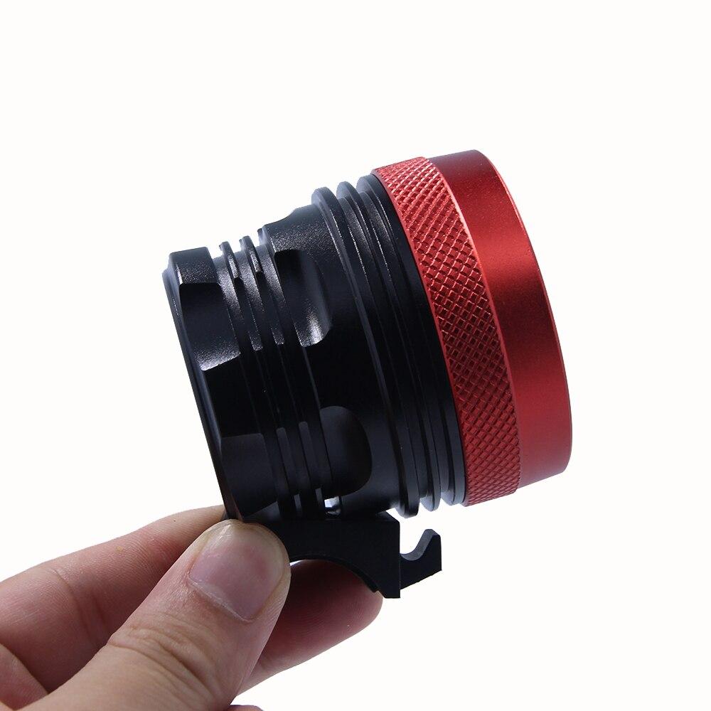 Walkfire 12000lumen 8x XML T6 LED Taschenlampe Fahrrad Licht Lampe - Radfahren - Foto 6