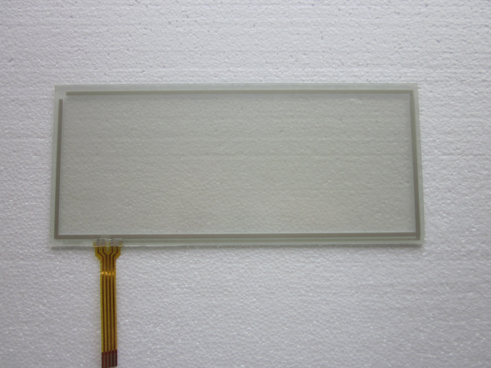 TP 3252S1 TOUCH Glass Panel for PX Coding Machine repair do it yourself New Have in