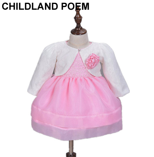 12af44e1f Christmas vestido infantil 1 year birthday baby girl dress ...