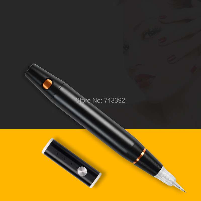 Newest Microblading Tattoo Machine Permanent Makeup Machine Pen For Eyebrow Liner Lips Tattoo Free Shipping цена