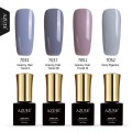 AZURE BEAUTY Gel Polish Nail Glue Grey Color Set For Nail Design Soak Off Gel Varnishes Gorgeous Color UV Gel Semi Permanent Gel