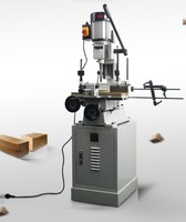 Square Tenon Machine Hole Machine Square Tenon Woodworking Machinery Equipment Woodworking Punch Hole punching Machine