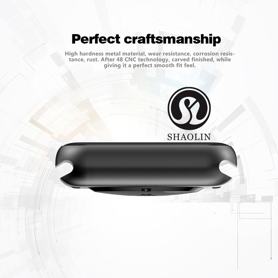 SHAOLIN Bluetooth Smart Watch Heart Rate Monitor Smartwatch Wearable Devices for apple watch iPhone IOS and Android Smartphones-05