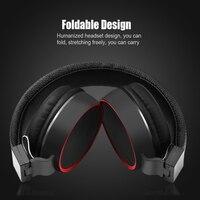 Original Folding Stereo Headphones Hi Fi Earphones For PC IPhone Samsung Xiaomi Sports Headset With Microphone