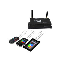 DC5V 24V 12A WiFi LED Controller Controlled By Iphone Ipad With Android 4 0 Or IOS