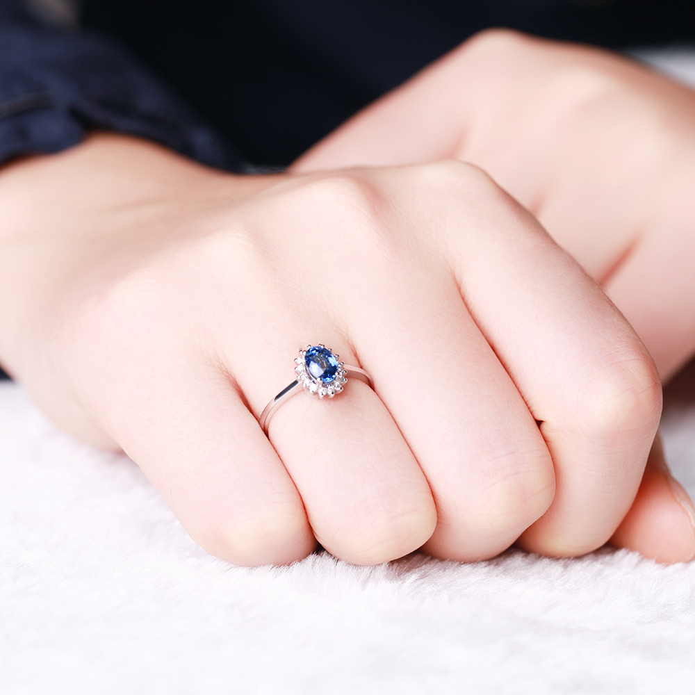 wedding fashion silver and white multicolor blue lingmei jewelry size women color red cz heart ring rings dazzling