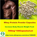 Pure Whey Protein Powder CAPS WPC80 Fitness Nutrition Supplements Increase Body Muscle Weight