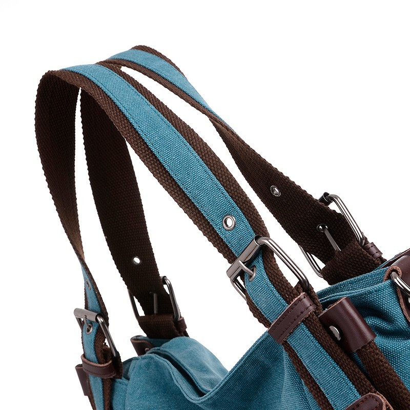 bolsa para mulheres sacolas de Canvas Shoulder Bags : Canvas Bag