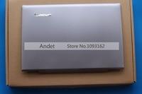 New Original For Lenovo Ideapad U330 Touch U330T LCD Rear Back Top Cover Gray LZ5T 60.4Y732.003 3CLZ5LCLV30 90203271