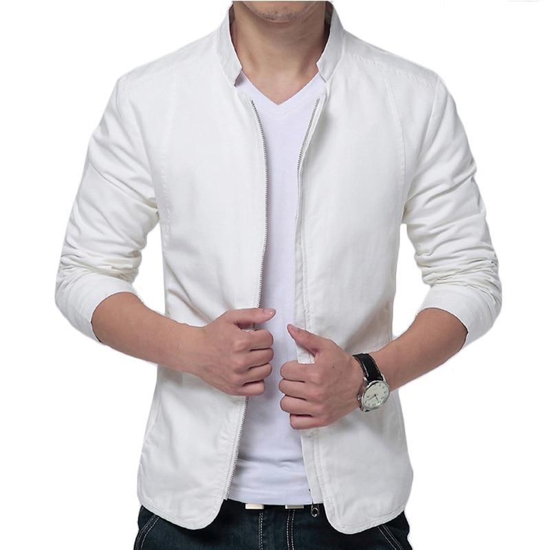 Aliexpress.com : Buy Brand White Jacket Men 2017 Fashion Design ...