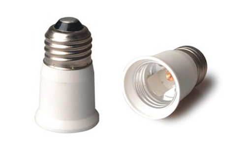 10 шт./лот лампа держатель адаптер E26 для E26 адаптер для ламп
