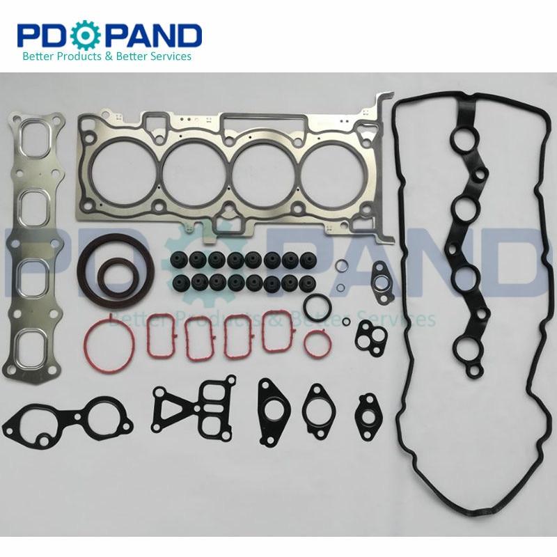 4B10 4B11 La Ricostruzione di Revisione del Motore Guarnizione Kit 1000B334 per Mitsubishi LANCER Saloon/LANCER EX SPORTBACK/RVR ASX 1798cc 2008-