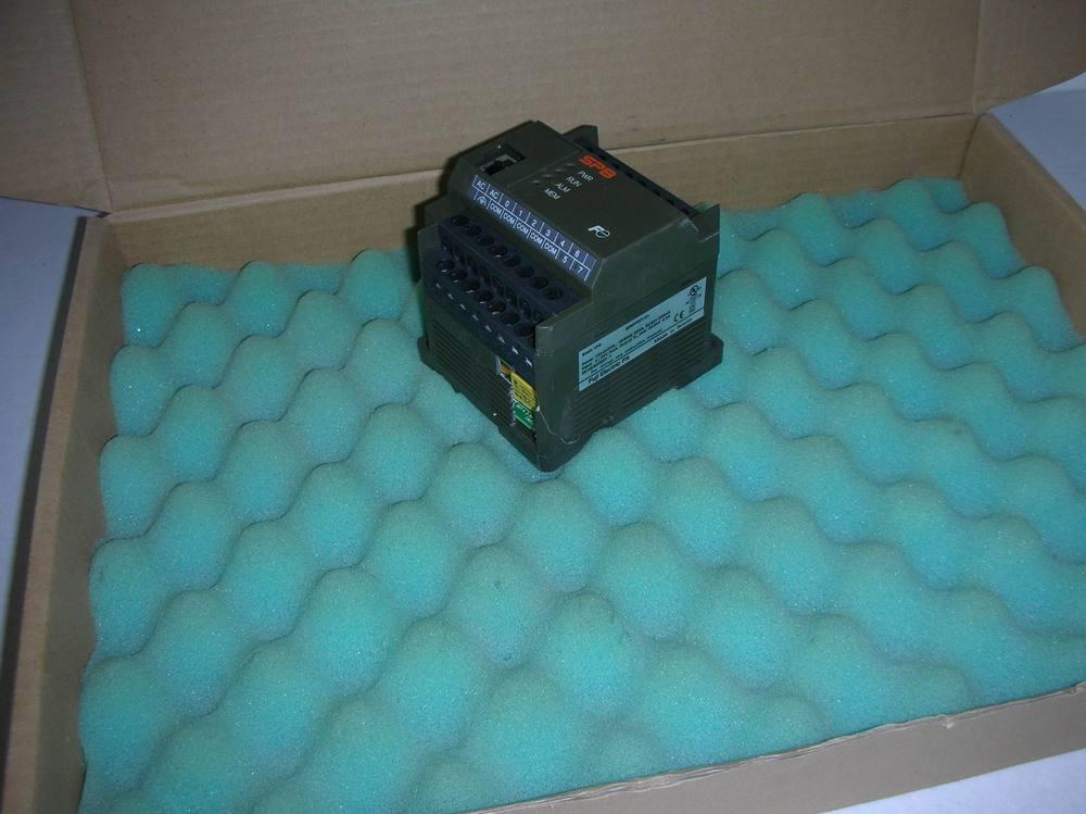 1PC USED Fuji PLC NW0P20T-31 1pc used fatek pm fbs 14mc plc