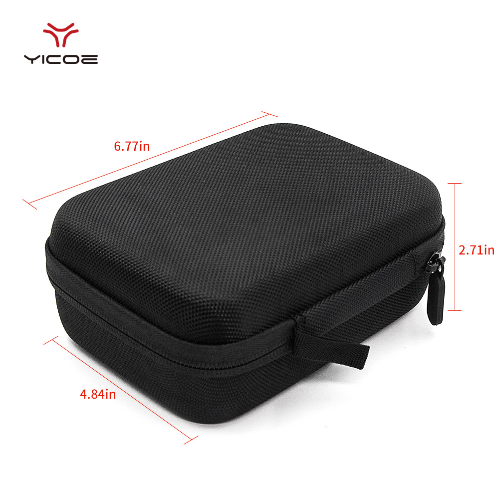 Galleria fotografica Small size EVA storage Collecting Box for Go pro Gopro Hero 5/4/3+/3/2/1 SJCAM SJ4000 SJ5000 XIAOMI YI 4K Action Camera