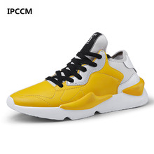 f31e048cf2cbc 2019 Spring Super Fire Male Trend Leisure Running Sports Shoes Y3 Black  Warrior British Shoes(