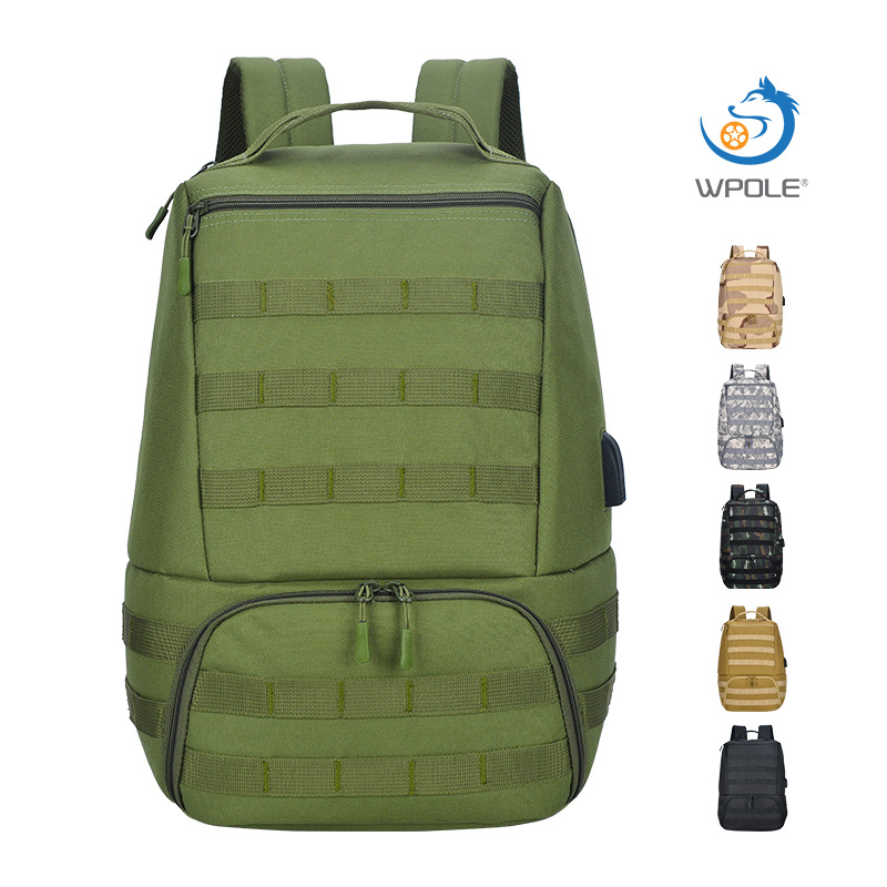 35L Unisex Out door Military Army Tactical Backpack Big Capacity Ucksack Camping Hiking Trekking Camouflage Bag big capacity detachable military outdoor army tactical backpack trekking sport travel rucksack camping hiking trekking camouflag