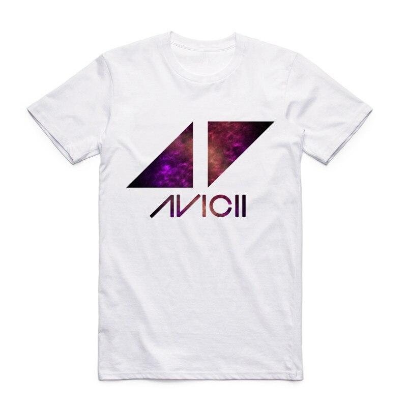 Asian Size Music Dj Avicii R.I.P 1989-2018 Wake Me Up T Shirt Short Sleeves O Neck Summer T-shirt For Men And Women HCP4441