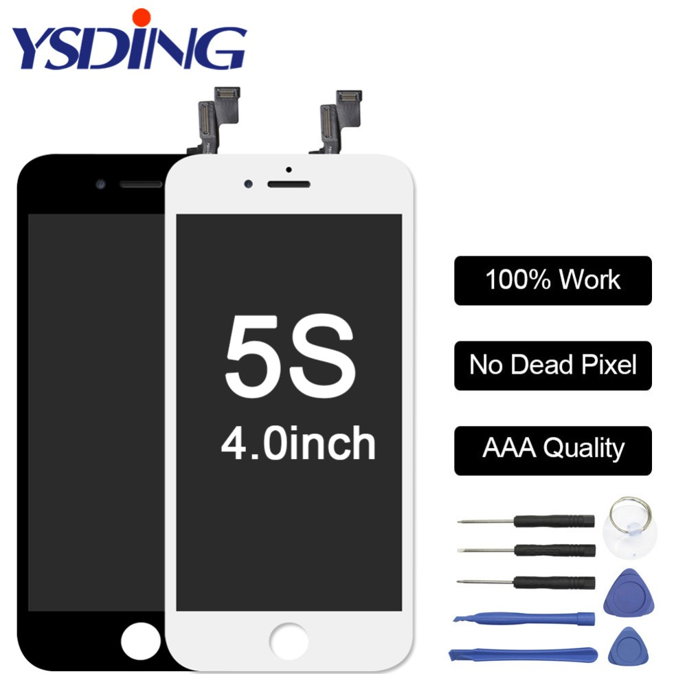 AAA Quality Screen LCD For iPhone 5 5S 5C 6 6S LCD Screen Display and Digitizer Replacement Touch Screen For iPhone 5 5S 5C LCD