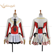 Kisstyle Fashion Love Live! School Idol Project Eli Ayase Clothing Cosplay Costume,Customized Accepted