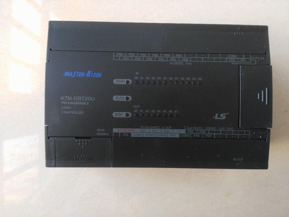 все цены на  2 DC input 4 relay and 4 transistor output 85-264VAC K7M-DRT20U PLC Programmable control  онлайн