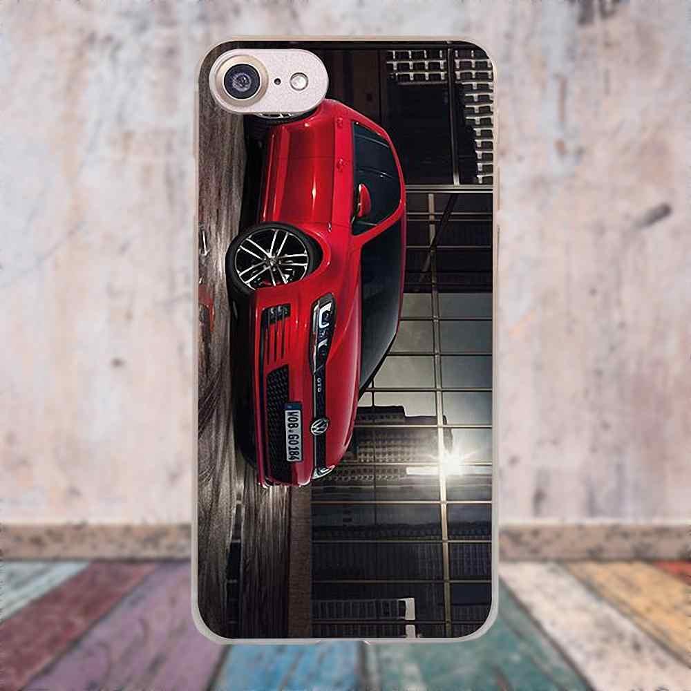 Oedmeb Golf 7 GTI Edition 40 Clubsport สำหรับ Apple iPhone 4 4S 5 5C SE 6 6S 7 8 PLUS X สำหรับ LG G3 G4 G5 G6 K4 K7 K8 K10 V10 V20