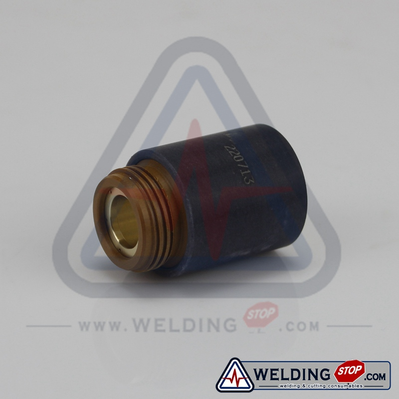 2pcs Genuine Cutting Torch Retaining Cap 220713 Fitting In 45 Plasma Cutting Torch Consumables Replacement Free Shipping!!!!!