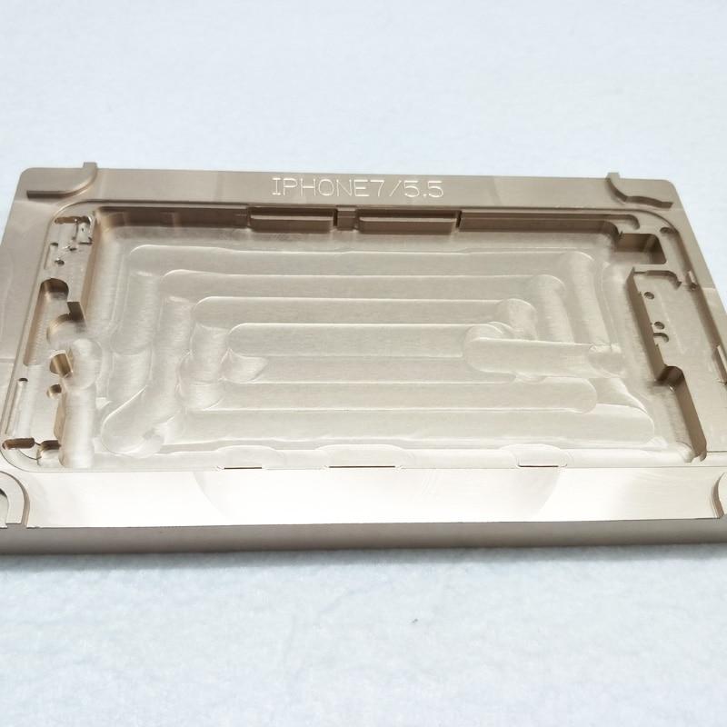 2Pcs / Set Para TBK518 Molde de aluminio para iPhone 7 7plus Molde de - Juegos de herramientas - foto 4