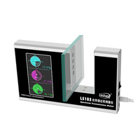 LS183 Spectrum Transmission Meter Measure Display UV VL And IR Transmission Simultaneously Self contained