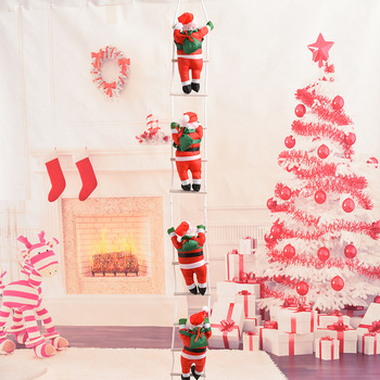 2018 noel christmas decorations for home santa merry xmas ornaments crafts accessories happy new year 2019 decorazioni natalizie - Merry Christmas Decorations