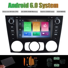 Android 6.0 Octa-core CAR DVD PLAYER for BMW E90/E91/E92/E93,3 Series(2005-2012) Manual Air-con Radio RDS STEREO WIFI 32G Flash