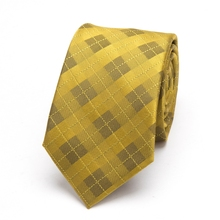 Men Gold Ties 1200 knit luxury tie Mens Fashion Gift Neckties Gravata Jacquard Business man dress Wedding