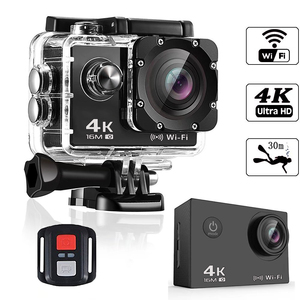 BAPASCO 4K Ultra HD WIFI gopro