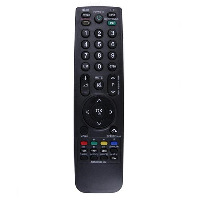 LG 전자 akb69680403에 대한 스마트 범용 원격 제어 컨트롤러 교체 텔레비전 원격 제어 LCD/LED 3D 스마트 TV 원격