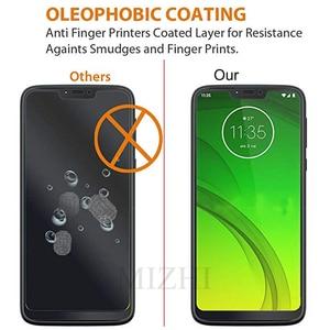 Image 3 - 9D זכוכית עבור Moto G7 כוח מקרה עבור Moto G7 בתוספת לשחק כוח מזג זכוכית על G7Plus G7Play G7Power G 7 7G XT1952 XT1955 כיסוי