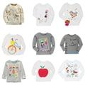 Special Offer Autumn Winter Cartoon Long Sleeve T shirt Baby Boys Girls T-Shirt Brand Kids Children Clothing Tee Cotton Clothes