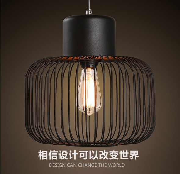 Loft Style Vintage Pendant Light Fixtures Edison Industrial Lamp For Dining Room Hanging Droplight Indoor Lighting Lamparas loft style iron vintage pendant light fixtures edison industrial lamp dining room bar diy hanging droplight indoor lighting
