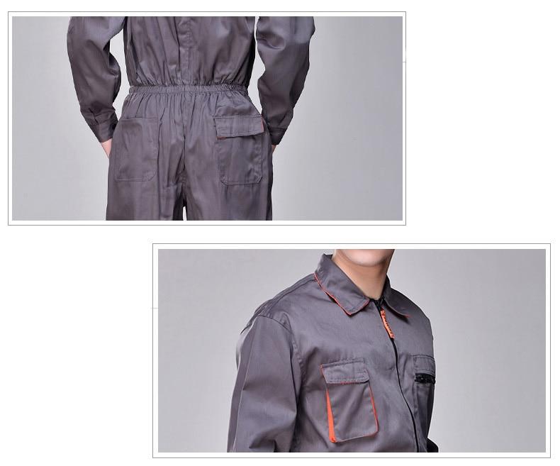 작업 바지 남성 여성 보호 작업복 수리공 스트랩 - 보안 및 보호 - 사진 6
