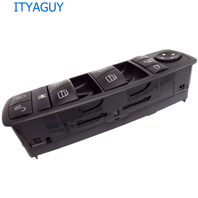 Image 3 - A1698206710 Master Power Window Switch Fits For Be*nz W245 W169 A1698206710, 1698206710, A 169 820 67 10-in Car Switches & Relays from Automobiles & Motorcycles