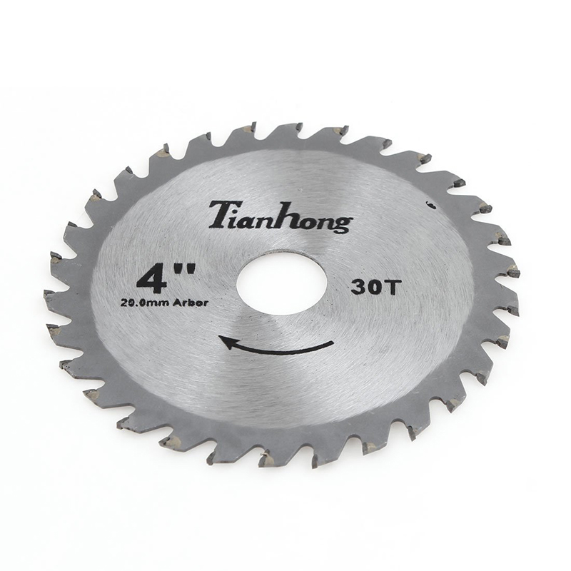 30T Circular Metal Slitting Saw Blade Cutter 105mm X 20mm