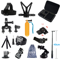 Tekcam Action Camera Accessories Set For Gopro Accessories For Gopro Hero 6 Hero 5 Gopro Fusion