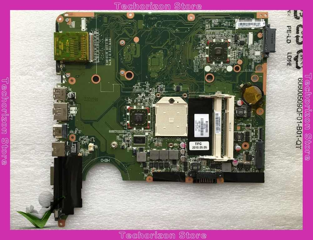 571186-001 for HP PAVILION DV6-2000 Notebook DV6 Motherboard  DA0UT1MB6E1 Mainboard DDR2 tested working