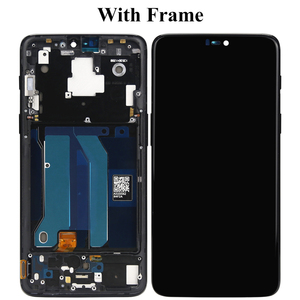 Image 5 - For Oneplus 6 Six LCD Display With Touch Screen Assembly Replacement With Frame For Oneplus 6 Six LCD 1+ With Tools