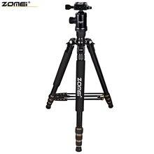 Original Zomei Z688 Photographic Travel Compact Aluminum Heavy Tripod Monopod&Ball Head for Digital DSLR Camera