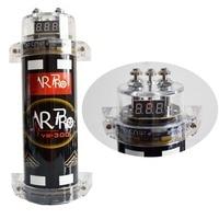 Automobile Loudspeaker box 16V 3.0 Farad Car Audio Power Capacitor Amplifier Refit Storage Regulator Capacitors Suond Speakers