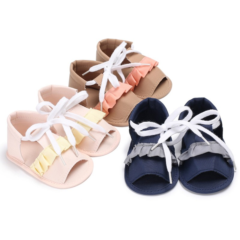 1 Pairs Children Baby Kids Boys Sandals & Clogs Summer Cotton Shoes Non-Slip Toddlers Sandals Bebes Newborn Infantil Soft sandal